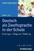 Cover-Bild zu Deutsch als Zweitsprache in der Schule (eBook) von Jeuk, Stefan