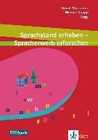 Cover-Bild zu Sprachstand erheben - Spracherwerb erforschen von Schnitzer, Katja