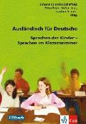 Cover-Bild zu Ausländisch für Deutsche von Schäfer, Joachim