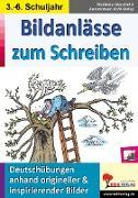 Cover-Bild zu Bildanlässe zum Schreiben von Mandzel, Waldemar