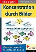 Cover-Bild zu Konzentration durch Bilder (eBook) von Mandzel, Waldemar