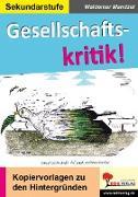 Cover-Bild zu Gesellschaftskritik! (eBook) von Mandzel, Waldemar