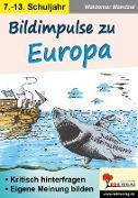 Cover-Bild zu Bildimpulse zu Europa von Mandzel, Waldemar