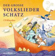 Cover-Bild zu Treyz, Jürgen (Komponist): Der große Volksliederschatz