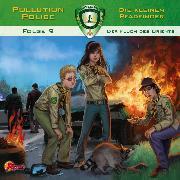 Cover-Bild zu Pollution Police, Folge 9: Der Fluch des Orients (Audio Download) von Topf, Markus
