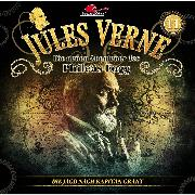 Cover-Bild zu Jules Verne, Die neuen Abenteuer des Phileas Fogg, Folge 11: Die Jagd nach Kapitän Grant (Audio Download) von Topf, Markus