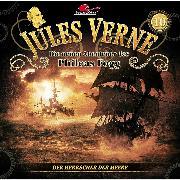 Cover-Bild zu Jules Verne, Die neuen Abenteuer des Phileas Fogg, Folge 10: Der Herrscher der Meere (Audio Download) von Topf, Markus