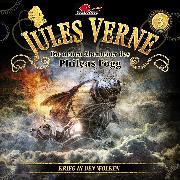 Cover-Bild zu Jules Verne, Die neuen Abenteuer des Phileas Fogg, Folge 3: Krieg in den Wolken (Audio Download) von Topf, Markus