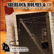 Cover-Bild zu Sherlock Holmes & Co, Folge 22: Tod am Dock (Audio Download) von Topf, Markus