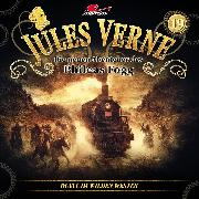 Cover-Bild zu Jules Verne, Die neuen Abenteuer des Phileas Fogg, Folge 19: Duell im Wilden Westen (Audio Download) von Topf, Markus