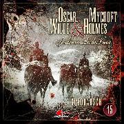 Cover-Bild zu Oscar Wilde & Mycroft Holmes, Sonderermittler der Krone, Folge 15: Goldrausch (Audio Download) von Topf, Markus