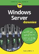 Cover-Bild zu Windows Server für Dummies von Dittfurth, Andreas