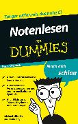 Cover-Bild zu Notenlesen für Dummies (eBook) von Day, Holly