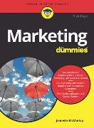 Cover-Bild zu Marketing für Dummies von McMurtry, Jeanette