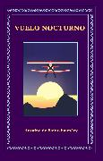 Cover-Bild zu Vuelo nocturno (eBook) von Saint-Exupéry, Antoine de
