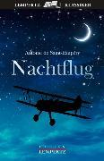 Cover-Bild zu Nachtflug (eBook) von de Saint-Exupéry, Antoine