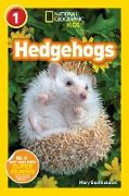 Cover-Bild zu National Geographic Reader: Hedgehogs (L1) (National Geographic Readers) (eBook)