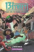 Cover-Bild zu 13th Street #5: Tussle with the Tooting Tarantulas (eBook) von Bowles, David