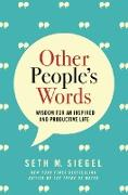 Cover-Bild zu Other People's Words (eBook) von Siegel, Seth M.