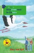 Cover-Bild zu Storchennest in Gefahr / Silbenhilfe. Schulausgabe von Le Huray, Judith