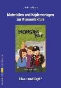 Cover-Bild zu Monsterboy. Begleitmaterial von Le Huray, Judith