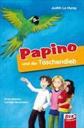Cover-Bild zu Papino und der Taschendieb von Le Huray, Judith