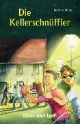 Cover-Bild zu Die Kellerschnüffler. Schulausgabe von Le Huray, Judith