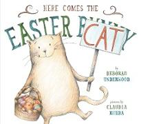 Cover-Bild zu Here Comes the Easter Cat von Underwood, Deborah