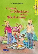Cover-Bild zu Conni & Co 14: Conni, das Kleeblatt und das Wald-Camp von Sander, Karoline