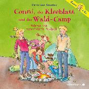 Cover-Bild zu Conni, das Kleeblatt und das Wald-Camp (Audio Download) von Sander, Karoline