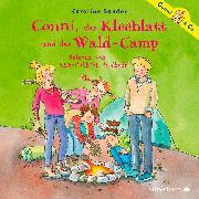 Cover-Bild zu Conni, das Kleeblatt und das Wald-Camp (Conni & Co 14) von Sander, Karoline