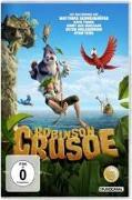 Cover-Bild zu Robinson Crusoe von Christpoher, Lee