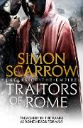 Cover-Bild zu Traitors of Rome (Eagles of the Empire 18) (eBook) von Scarrow, Simon