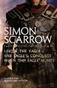 Cover-Bild zu Eagles of the Empire I, II, and III (eBook) von Scarrow, Simon