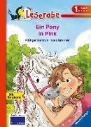 Cover-Bild zu Ein Pony in Pink von Bertram, Rüdiger