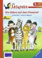 Cover-Bild zu Ein Zebra auf dem Ponyhof von Allert, Judith