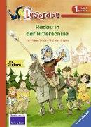 Cover-Bild zu Radau in der Ritterschule von Wich, Henriette