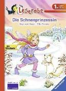 Cover-Bild zu Die Schneeprinzessin von Vogel, Maja von