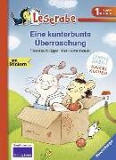 Cover-Bild zu Eine kunterbunte Überraschung von Krüger, Thomas