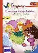 Cover-Bild zu Prinzessinnengeschichten von Arend, Doris