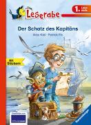 Cover-Bild zu Der Schatz des Kapitäns von Kiel, Anja