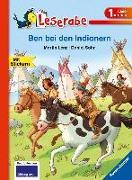 Cover-Bild zu Ben bei den Indianern von Lenz, Martin