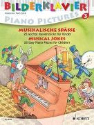 Cover-Bild zu Musikalische Späße von Twelsiek, Monika (Hrsg.)