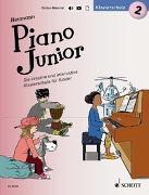 Cover-Bild zu Piano Junior: Klavierschule 2 von Heumann, Hans-Günter