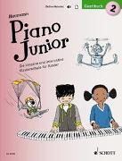 Cover-Bild zu Piano Junior: Duettbuch 2 von Heumann, Hans-Günter