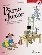 Cover-Bild zu Piano Junior: Theoriebuch 2 von Heumann, Hans-Günter