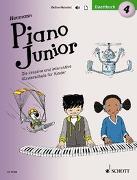 Cover-Bild zu Piano Junior: Duettbuch 4 von Heumann, Hans-Günter