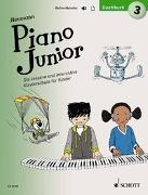 Cover-Bild zu Piano Junior: Duettbuch 3 von Heumann, Hans-Günter