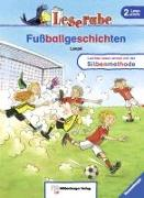 Cover-Bild zu Leserabe 17. Lesestufen 2. Fußballgeschichten von Leopé