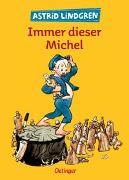 Cover-Bild zu Immer dieser Michel von Lindgren, Astrid